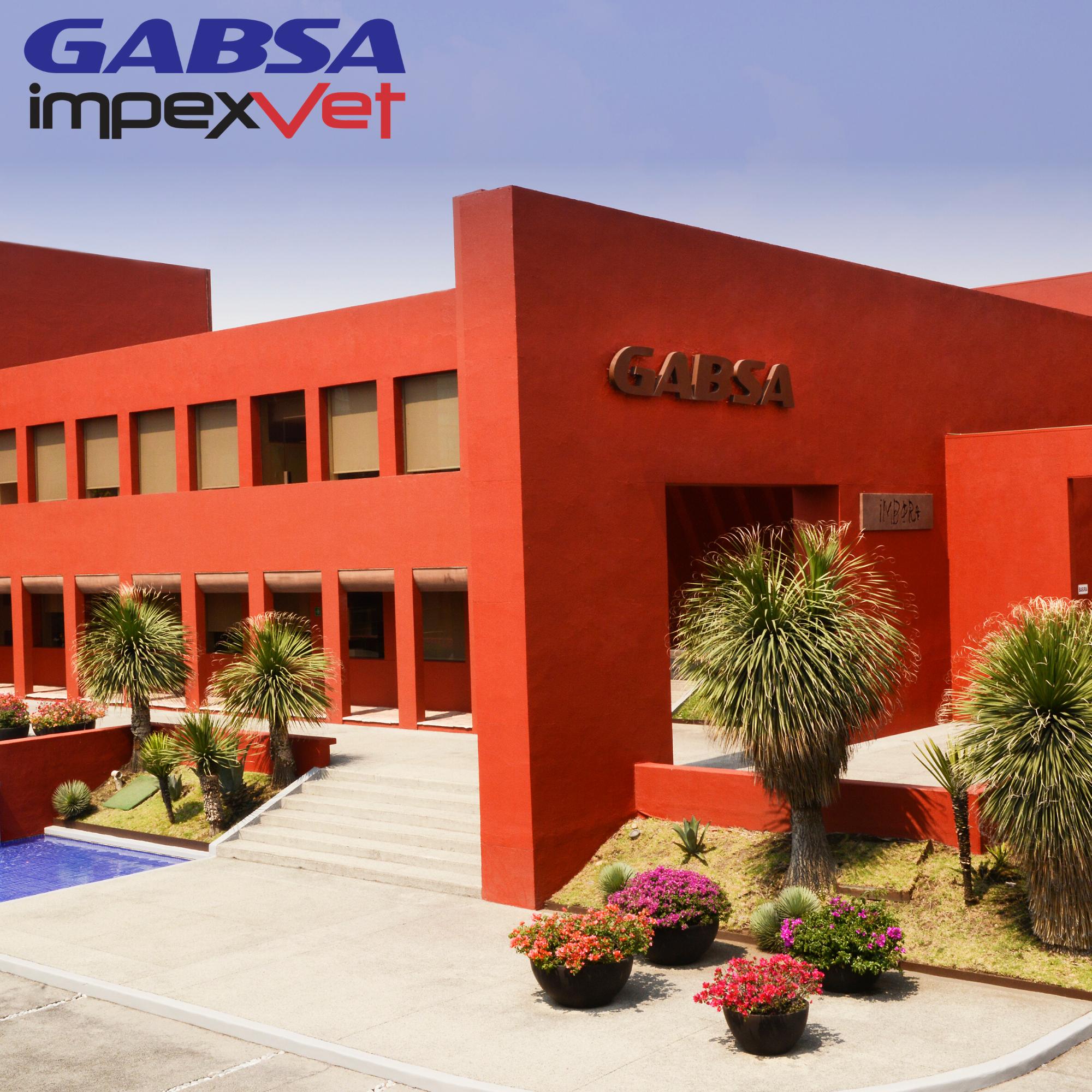 GABSA-IMPEXVET FOLLETO CORPORATIVO